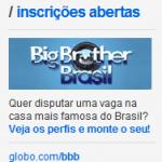 BBB8, Bloglog, layout novo. Será que a Globo entendeu a Web 2.0?