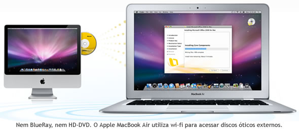 MacBook Air Wireless