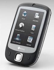 HTC Touch - Divulgação