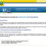 Comunicado aos Clientes Banco do Brasil
