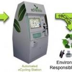 ecoATM – uma máquina que coleta celulares usados