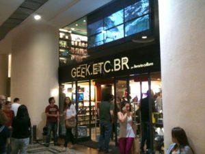 Fachada da loja Geek.etc.br