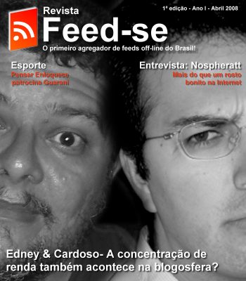 Capa da Edição #1 - FEED-SE