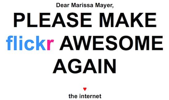 #dearmarissamayer