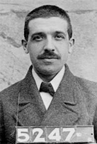 Charles Ponzi, em 1920