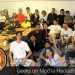 Geeks on Mocha Hackathon 2013
