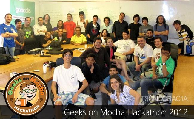 Geeks on Mocha 3a Edição - 2012