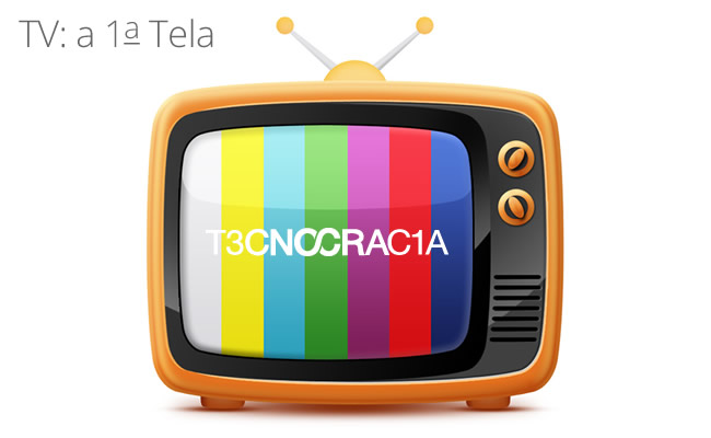 TV, a Primeira Tela