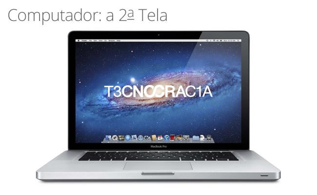 Computador, Segunda Tela