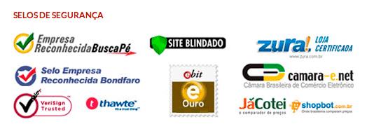selos de segurança em e-commerce