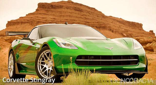 Corvette Transformers 4