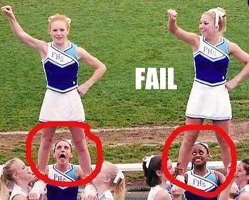 Piramide FAIL