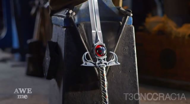 Espada Justiceira ThunderCats