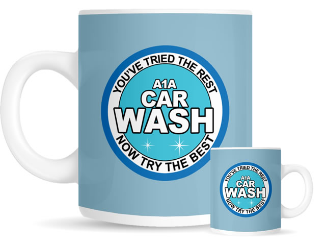 Mugging Bad - A1A Car Wash