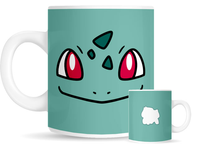 Bulbasaur - Pokemug