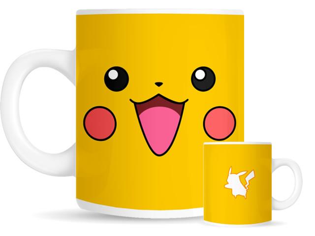 Pikachu - Pokemug